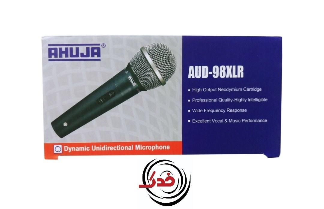 عکس میکروفون داینامیک جاسکو مدل 2000 Jasco 2000 Dynamic Microphone میکروفون-داینامیک-جاسکو-مدل-2000