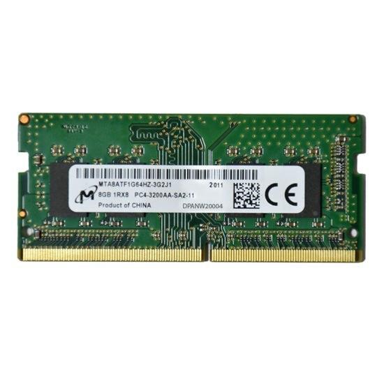 رم لپ تاپ میکرون مدل MICRON DDR4 3200 MHz ظرفیت 8 گیگابایت