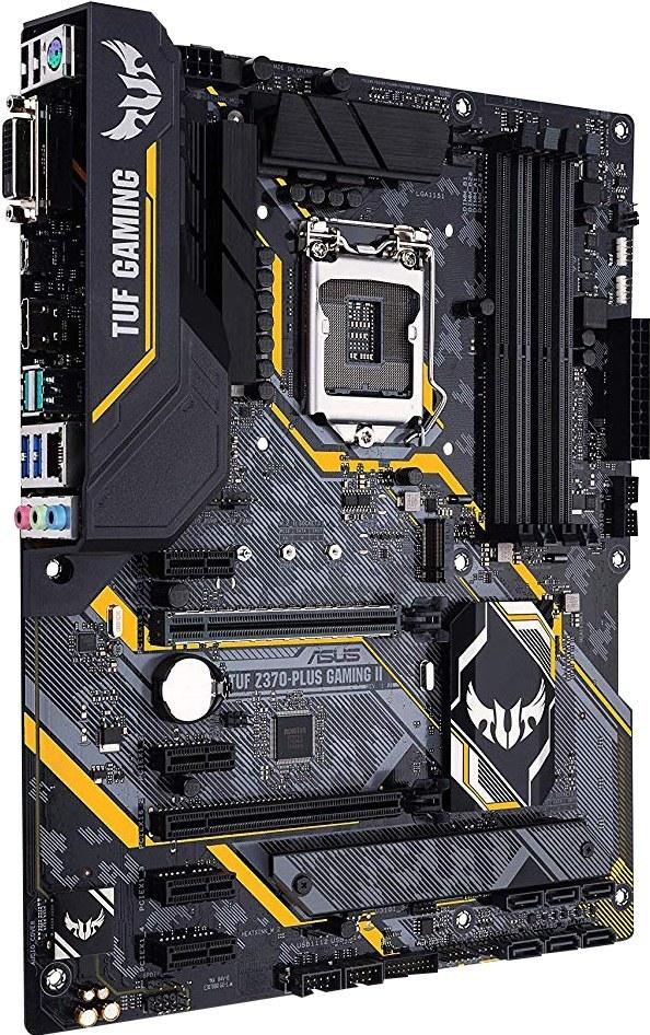 مادربرد Asus DDR4 مدل GAMING II TUF Z370-PLUS