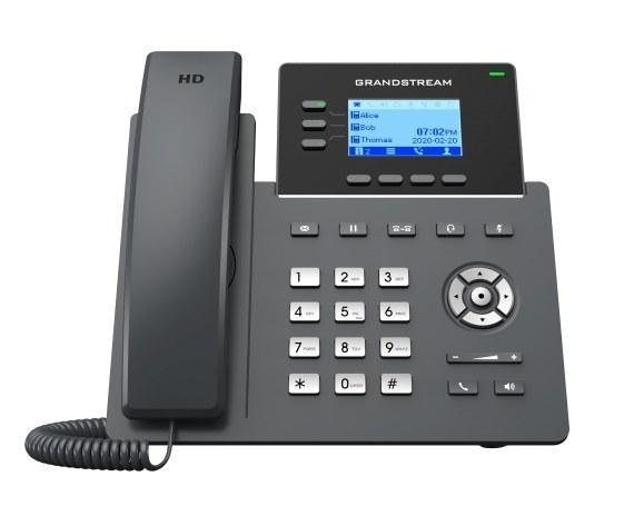 تصویر تلفن VoIP گرنداستریم مدل GRP2603(P)