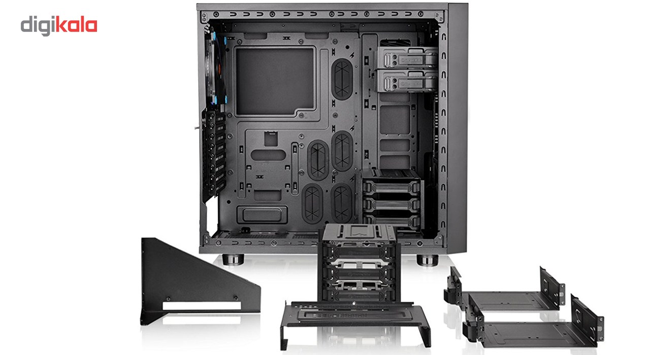 img کیس ترمالتیک مدل Core X31 Tempered Glass Edition Thermaltake Core X31 Tempered Glass Edition Mid Tower Case
