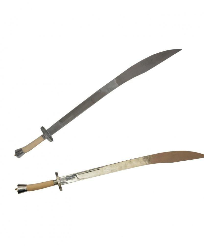 شمشیر دائو بدون غلاف |