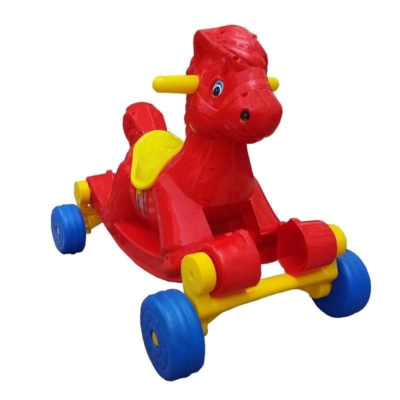 تصویر اسب تعادلی دو کاره Balance-Horse
