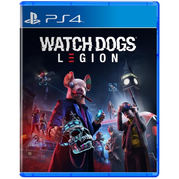 بازی Watch Dogs Legion اکانت قانونی
