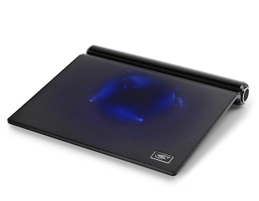 main images کول پد لپ تاپ دیپ کول مدل ام 5 پایه و خنک کننده لپ تاپ دیپ کول M5 NoteBook Cooler