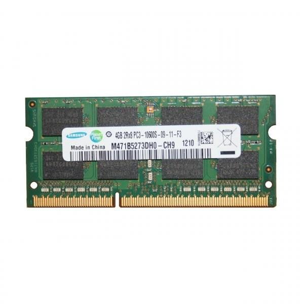 عکس رم لپ تاپ سامسونگ مدل 1333 DDR3 PC3 10600s MHz ظرفیت 4گیگابایت Samsung DDR3 PC3 10600s MHz 1333 RAM 4GB رم-لپ-تاپ-سامسونگ-مدل-1333-ddr3-pc3-10600s-mhz-ظرفیت-4گیگابایت