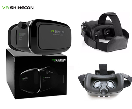 عینک واقعیت مجازی VR Shinecon G04