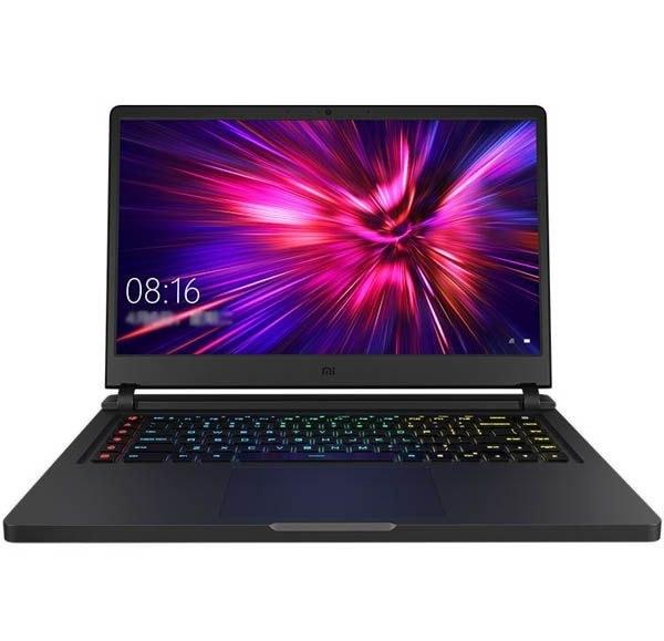 تصویر لپ تاپ گیمینگ شیائومی Xiaomi Mi Gaming Laptop 15.6 RTX2060