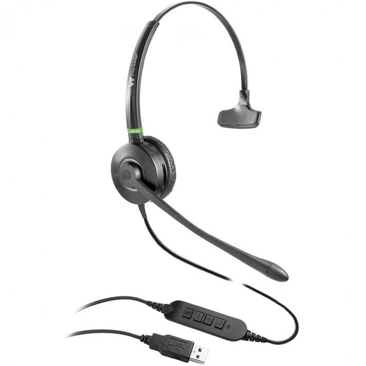 main images VT6909 UNC LYNC USB Headset وی تی قیمت   به شرط خرید تیمی