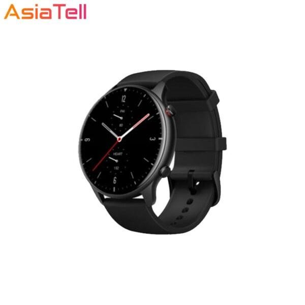 تصویر ساعت هوشمند امیزفیت Amazfit GTR 2 مشکی Amazfit GTR 2 Smart Watch