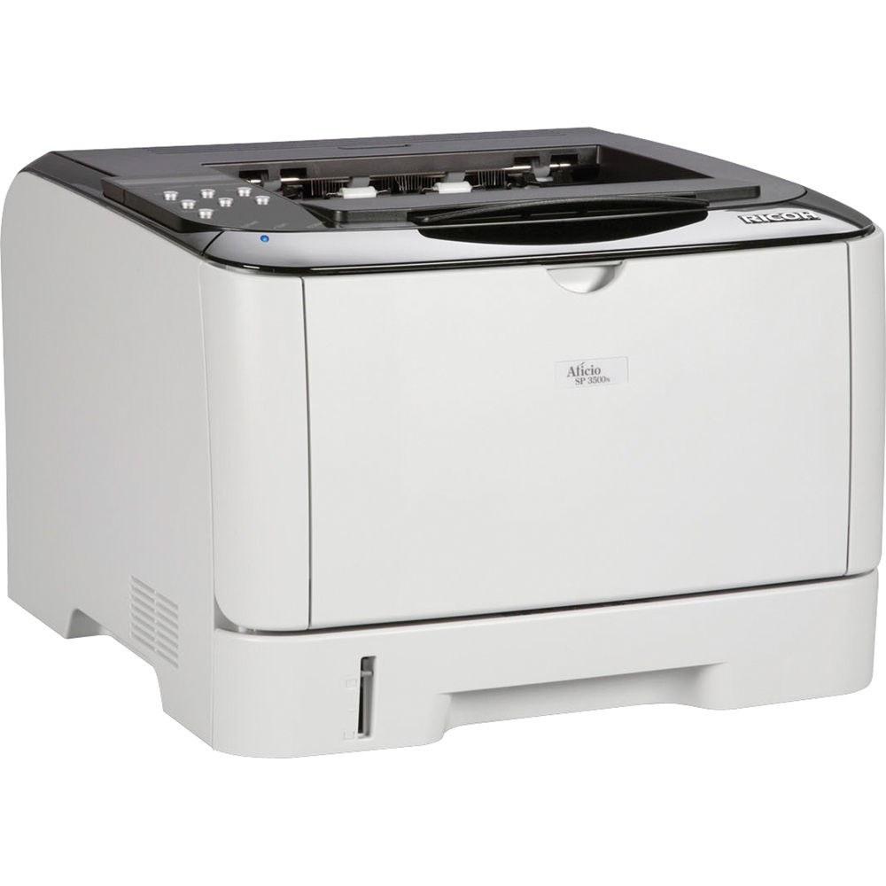 تصویر پرینتر لیزری ریکو مدل SP3500n Ricoh laserjet -SP3500n-Printer