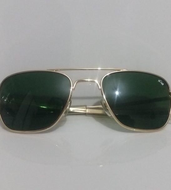 عینک آفتابی مردانه آمریکن اپتیکال برند AO کد 52