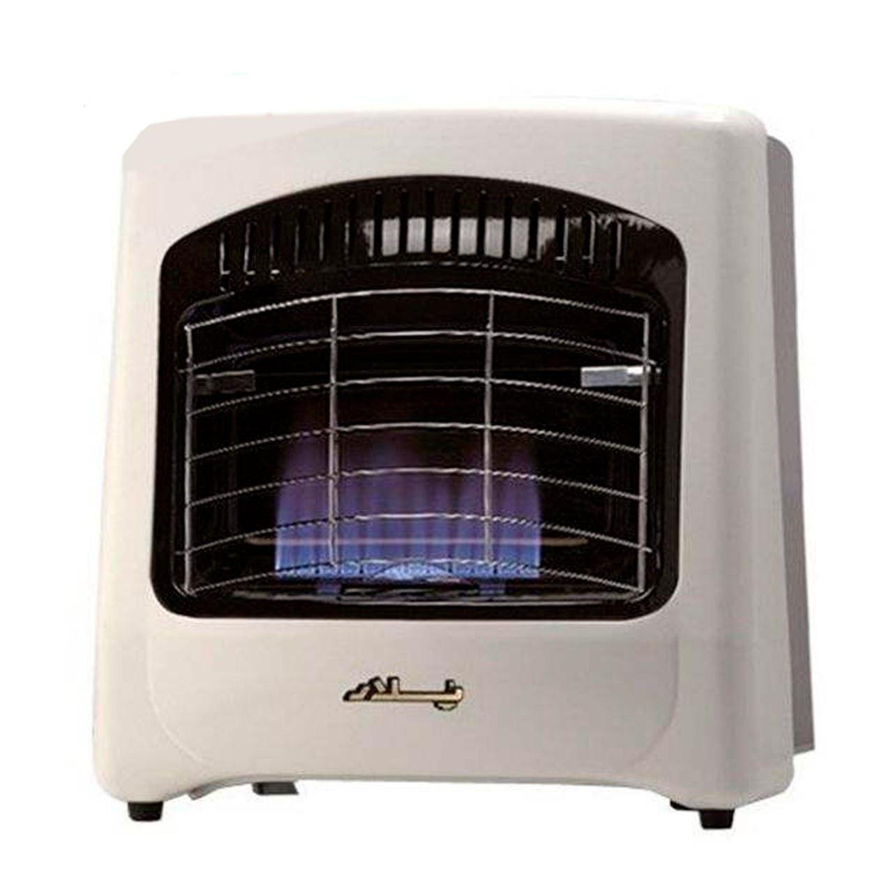 تصویر بخاری گازی بدون دودکش پلار Polar Gas Heater KN-20