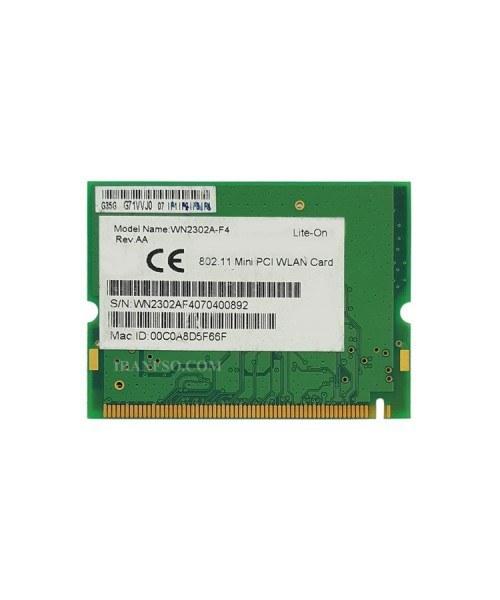 تصویر برد وای فای لپ تاپ WLAN Liteon Fujitsu LI1705 PA1510 WN2302A-F4