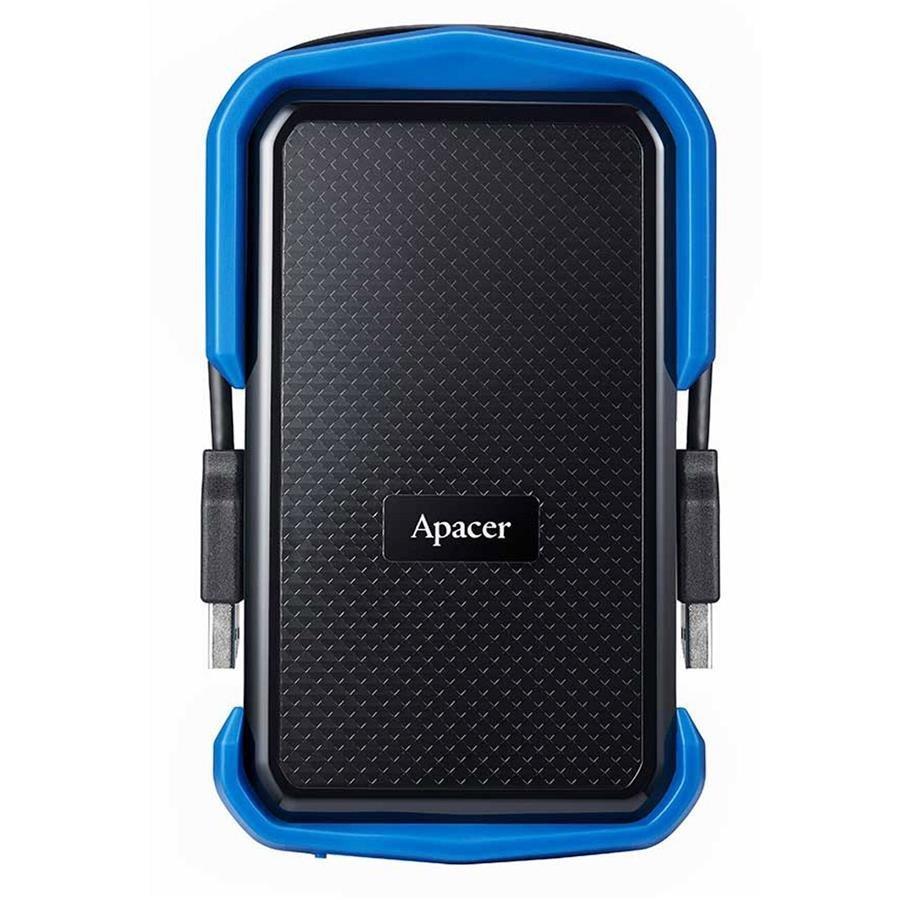 تصویر هارد اکسترنال اپیسر مدل AC631 ظرفیت 1 ترابایت Apacer AC631 External Hard Disk 1TB