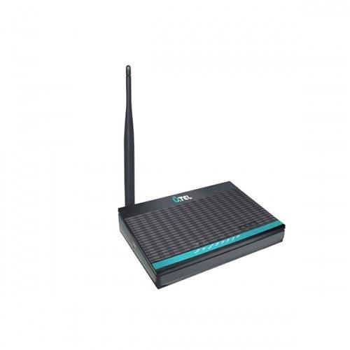تصویر مودم روتر ADSL2 Plus بی سیم یوتل مدل A154 U.TEL A154 Wireless ADSL2 Plus Modem Router