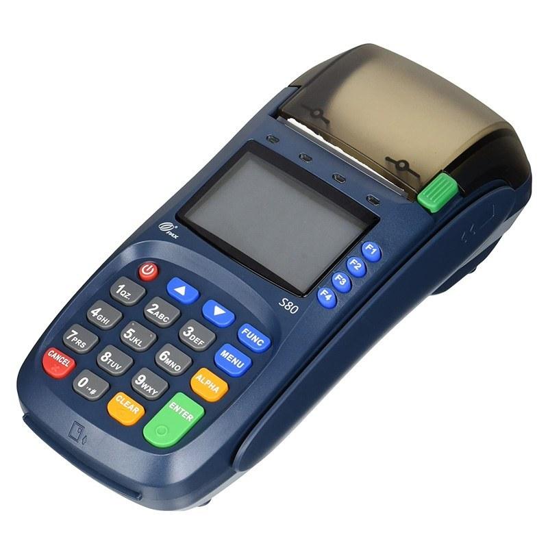 دستگاه کارتخوان PAX S80 پوز بانکی ثابت - Point of sale (POS) PAX S80