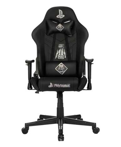 تصویر صندلی گیمینگ Gaming Chair Gamer Zone Black