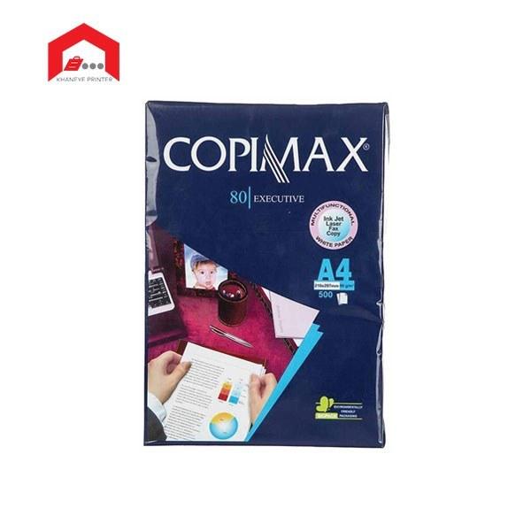 تصویر کاغذ رنگی کپی مکس a4 بسته 500 برگی Copimax Colored 80gr A4 Paper