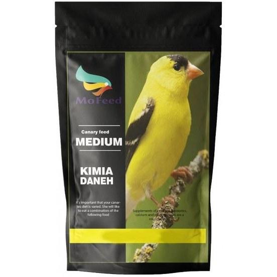 غذای قناری مفید – MoFeed ganary feed medium |