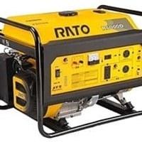 تصویر موتور برق بنزینی راتو مدل R5500