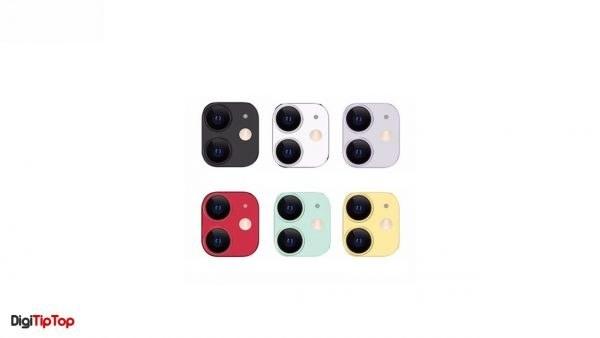 محافظ Totu مناسب لنز دوربین Iphone 11Pro