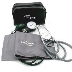 تصویر دستگاه فشار سنج عقربه ای ایزی لایف به همراه گوشی طبی