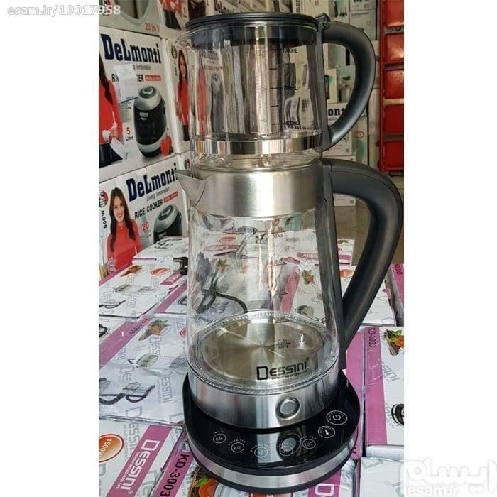 تصویر چای ساز دسینی مدل 3003 Dessini 3003 Tea Maker