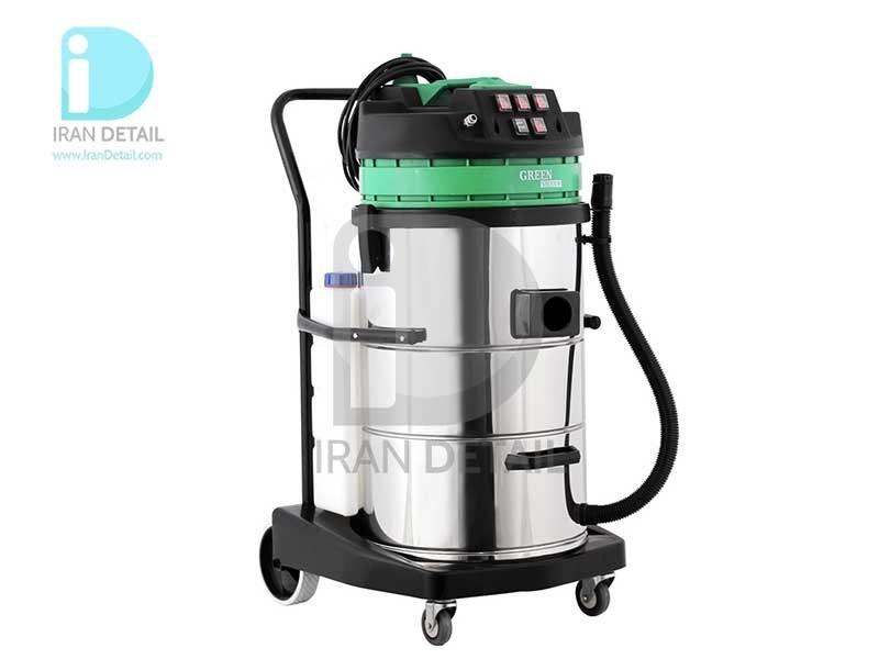 تصویر دستگاه مبل شوی و صفرشویی 3 موتور گرین مدل Green Vacuum Cleaner Wet & Dry 1250
