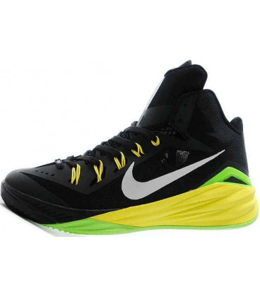 کفش بسکتبال نایک مدل Nike Hyperdunk Black Green