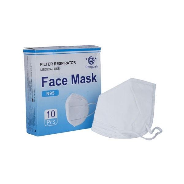 ماسک N95 پنج لایه بدون فیلتر