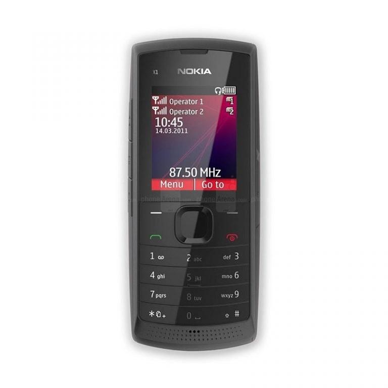 تصویر قاب و شاسی کامل گوشی نوکیا Nokia X1-01 ا Full Frame and Chassis Nokia X1-01 Full Frame and Chassis Nokia X1-01