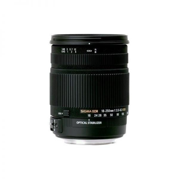 لنز دوربین عکاسی ۲۵۰ میلیمتر سیگما