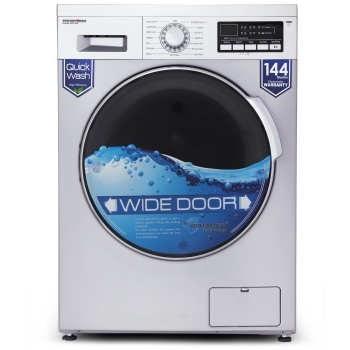 ماشین لباسشویی پاکشوما مدل WFU-90412 با ظرفیت 9 کیلوگرم | Pakshoma WFU-90412 Washing Machine 9 Kg