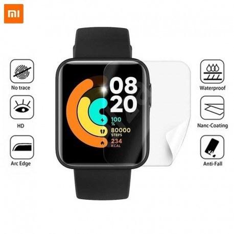 تصویر محافظ صفحه ساعت Mi Watch Lite