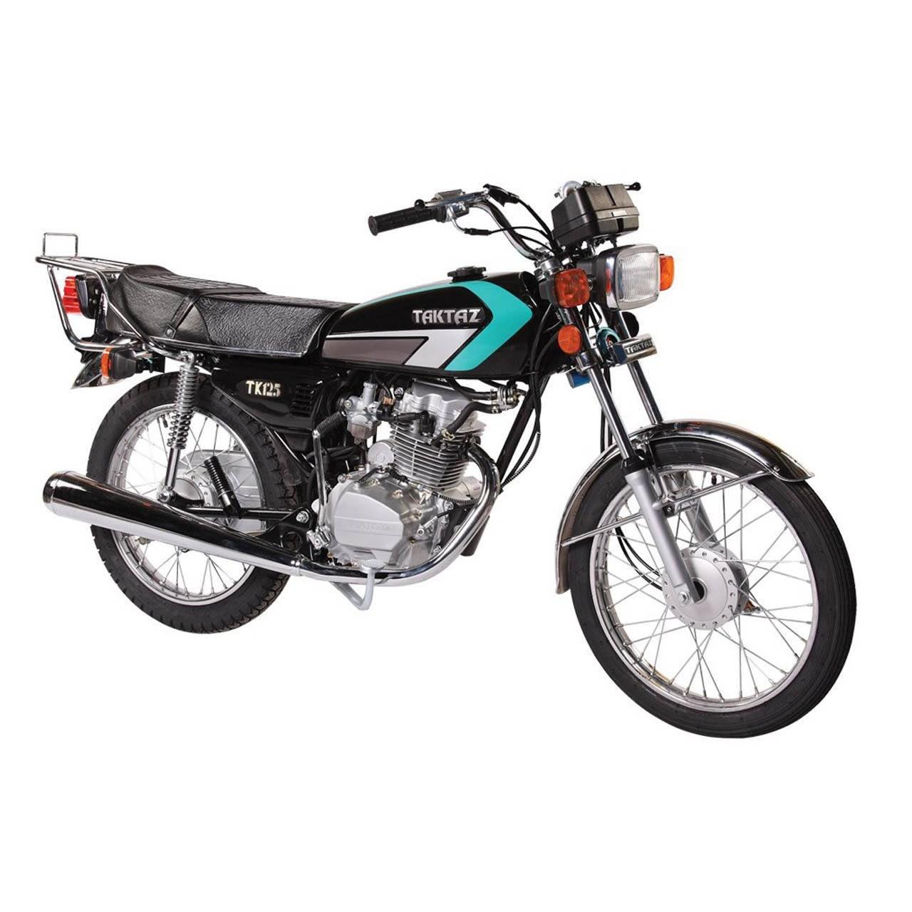 تصویر موتورسیکلت تکتاز مدل TK125 استارتی سال 1400