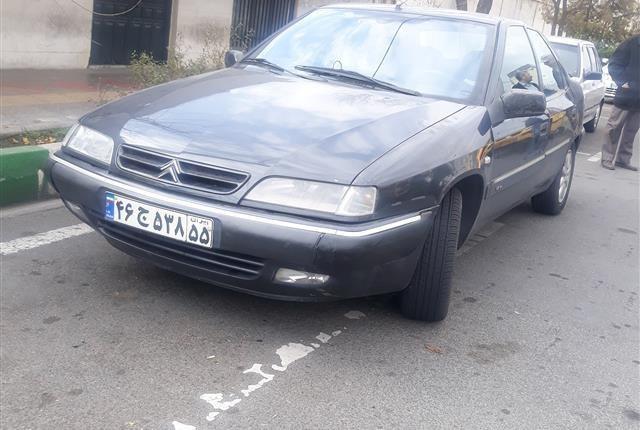 خودرو سیتروئن، زانتیا، 1.8، 1382 |