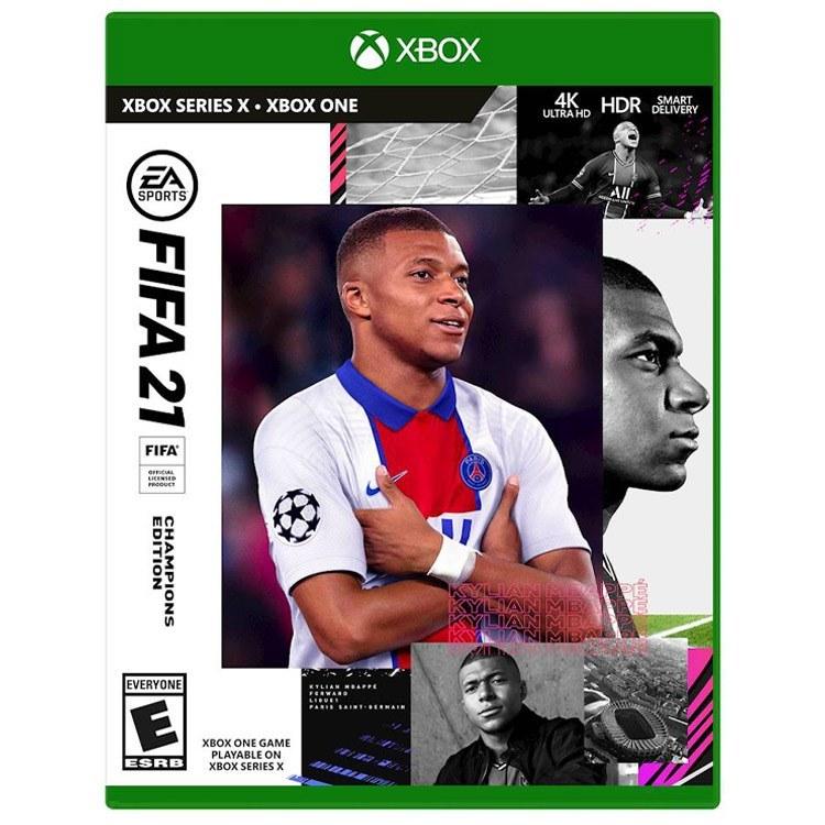 تصویر بازی FIFA 21 Champions – ایکس باکس FIFA 21 Champions - Xbox