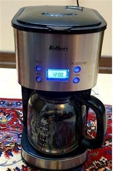 تصویر قهوه فرانسه ساز Feller(فقط 1 بار برای تست استفاده