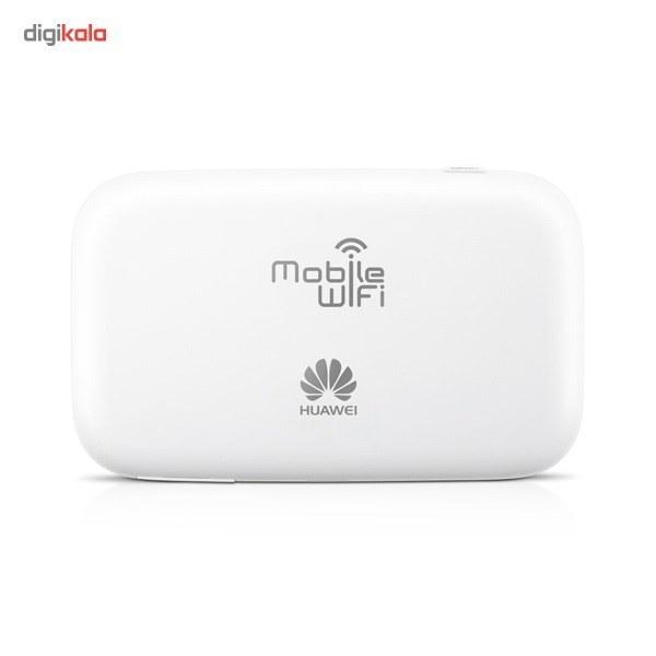 img مودم ۴ جی بی سیم و قابل حمل هوآوی مدل E۵۵۷۷ Huawei E5577 Bolt 4G LTE Wi-Fi Modem Mobile Hotspot