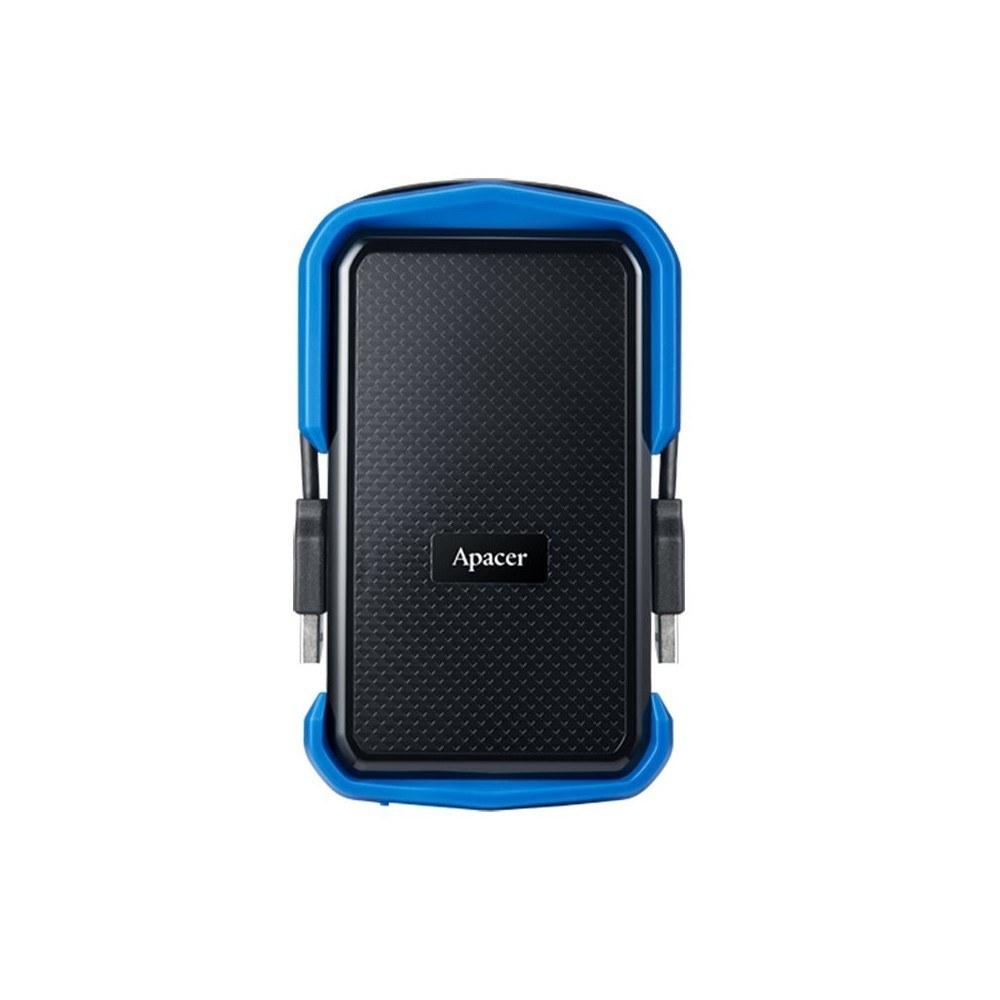 تصویر هارد اکسترنال اپیسر مدل AC631 USB3.1 ظرفیت 2 ترابایت