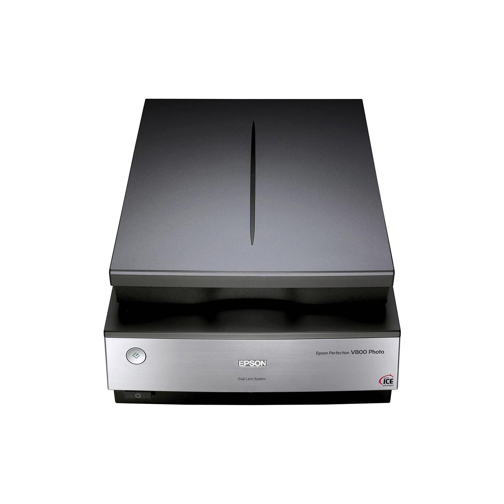 تصویر اسکنر مدل Perfection V850 اپسون ا Epson Perfection V850 Scanner Epson Perfection V850 Scanner
