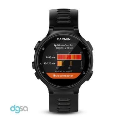 ساعت هوشمند گارمین مدل Forerunner 735XT