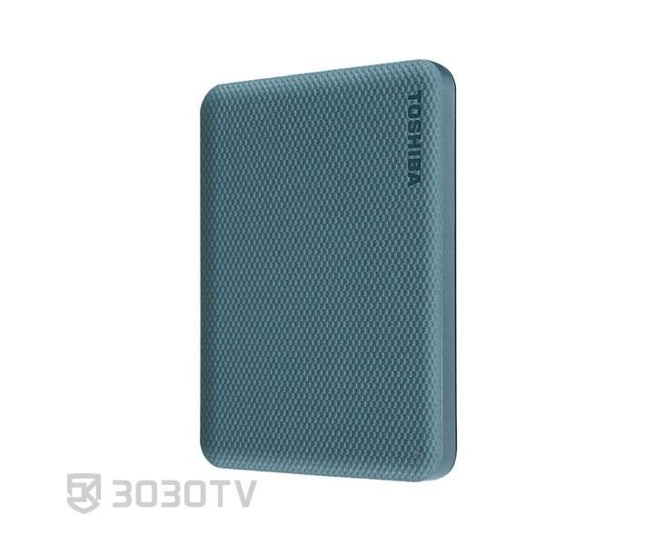 تصویر هارد اکسترنال توشیبا مدل Canvio Advance ظرفیت 1 ترابایت ا Toshiba Canvio Advance External Hard Drive 1TB Toshiba Canvio Advance External Hard Drive 1TB
