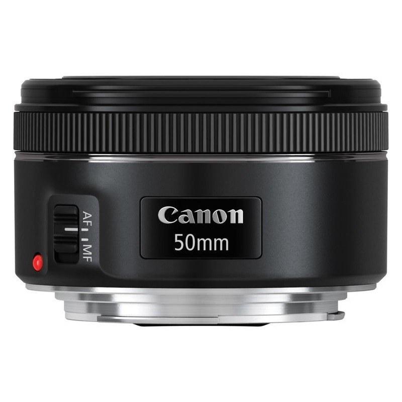 تصویر لنز کانن Canon EF 50mm f/1.8 STM Canon EF 50mm f/1.8 STM Lens