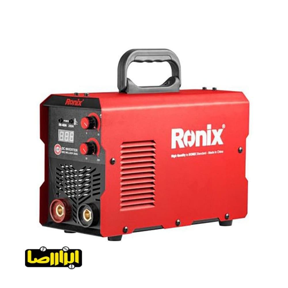 تصویر اینورتر پاور مکس Ronix مدل RH-4604 ا Ronix Power Max Inverter Model RH-4604 Ronix Power Max Inverter Model RH-4604