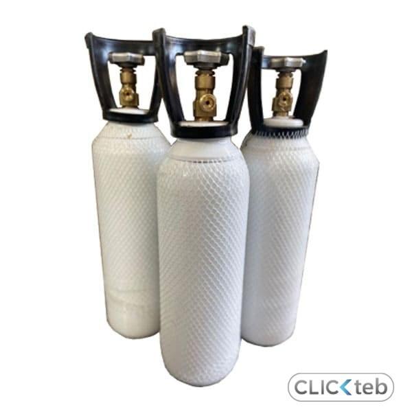 تصویر کپسول اکسیژن 5 لیتری ایرانی (پُر)