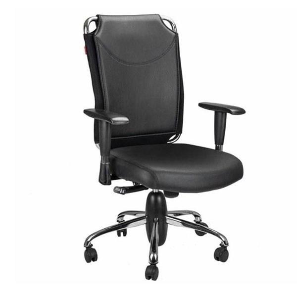صندلی کارمندی SK712 چرمی