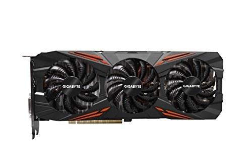 کارت گرافیکی مخصوص گیمینگ GeForce GTX 1070 Ti GAMING 8G محصول برند GIGABYTE .