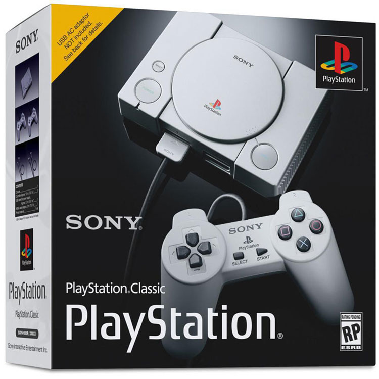 تصویر پلی استیشن کلاسیک Sony Playstation Classic